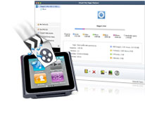 Software iPod per Mac, trasferire file tra iPod e iTunes