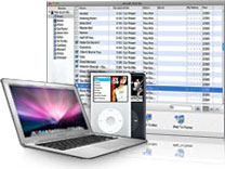 iPod rip per Mac, trasferire file da iPod a Mac