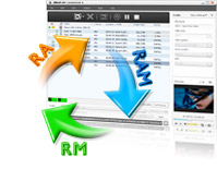 RM converter, RM in MP3